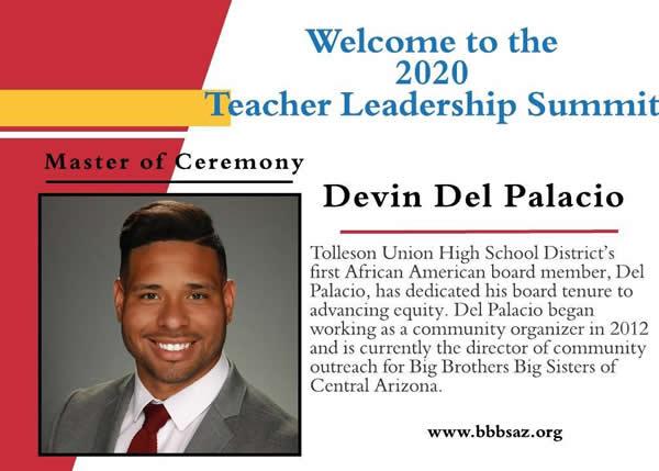 Devin Del Palacio - TLS MC